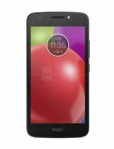 Motorola E4 Black Unlock Phone