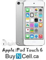 NEW SEALED iPOD TOUCH 6 16GB + FULL WARRANTY