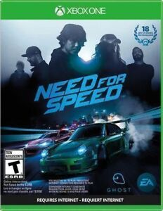 Need for Speed (2015) for Xbox One