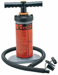 Air Pump Double Action Camping