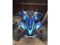 250cc quad sale or swaps