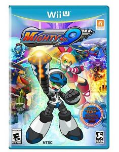 mighty no.9 for wii u