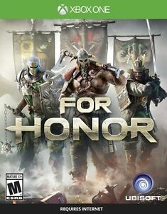 For Honor - Xbox One - New/Sealed