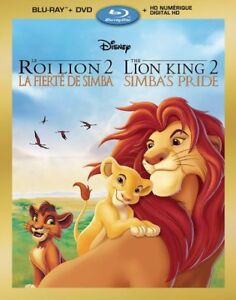 Le Roi Lion 2 - Blu-ray