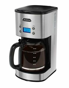 Sunbeam Stainless Steel Programmable Coffee Maker - Barely Used