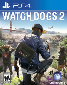 Watchdogs 2 for trade