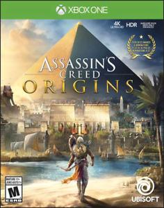 Assassin'S Creed Origins Optimisé one x