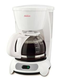 Sunbeam 5-Cup Switch Coffee Maker- BVSBTF6-033