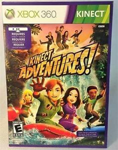 NEW, (XBOX 360 ) Kinect Adventures