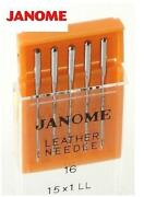 Heavy Duty Sewing Machine Needles