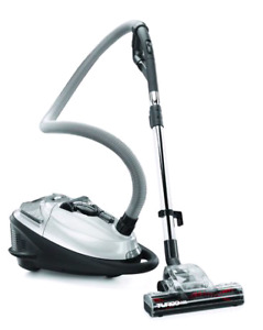 DIRT DEVIL TURBO CANISTER VAC WITH BEATERBAR!