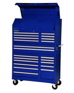 Large toolbox bigger the better