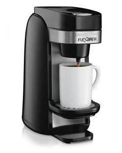 Hamilton Beach FlewBrew® Single-Serve Plus Coffeemaker