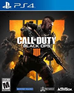 Call of Duty Black Ops 4 PS4 - Sealed