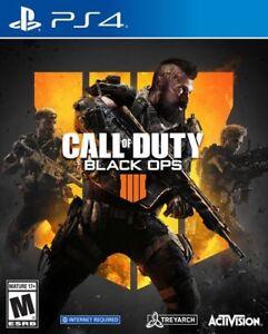 BRAND NEW UNOPENED BLACKOPS 4 FOR PS4