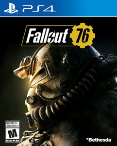 Looking to Trade Sealed Fallout 76 for COD Black Ops 4