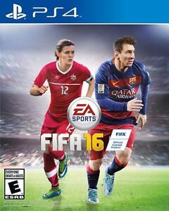 FIFA 16 (PS4) - Used