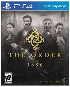 The Order 1886   NEUF / Emballé pour PS4