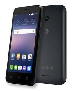 Unlocked Alcatel Ideal or Evolve II Phones