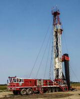 Service Rig Jobs - Red Hawk Well Servicing at Oxbow Sask