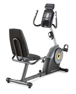 ALMOST NEW Golds Gym Cycle Trainer 400 BOUGHT FOR $350