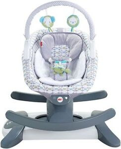 Fisher Price 4 in 1 Rock n' Glide