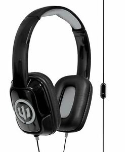 NEW: Wicked Audio Sentinel Over-Ear Headphones with Microphone