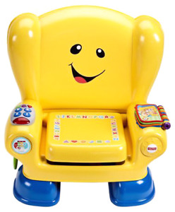 Fisher-Price Laugh & Learn Smart Stages Chair - English Edition
