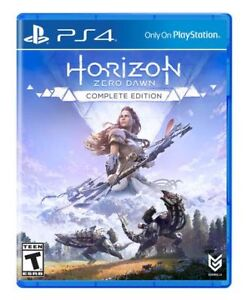 Horizon Zero Dawn: Complete Edition PS4 HZD Brand New/Sealed