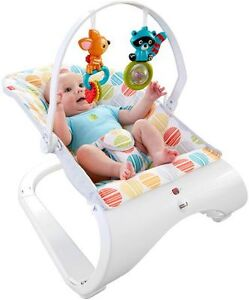 RECHERCHE Chaise vibrante fisher price; comfort curve bouncer