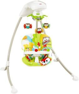 Fisher price cradle and swing brand new sealed