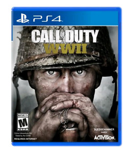 PS4 - Call of Duty WW2 and Black Ops 3