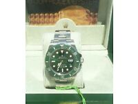 Rolex Submariner Hulk Green 2016 with box and papers