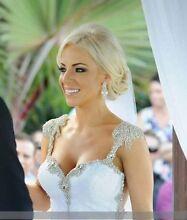 My Lady Backless Swarovski Wedding Dress Lambton Newcastle Area Preview