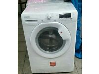 HOOVER 8KG WASHING MACHINE COMES WITH WARRANTY CAN BE DELIVERED