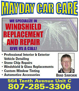 Mayday Car Care Inc. is your vehicle transformation specialist.