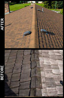 REROOFING - CEDAR, ASPHALT/FIBREGLAS, TORCH ON, METAL