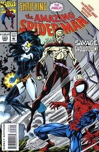 AMAZING SPIDER-MAN COMIC BOOK 393 NM