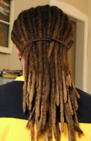 MONTREAL DREADLOCKS, EXTENSIONS DREADS REPAIR VISITS: +120 300