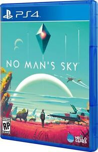 No Man's Sky for PS4 (GREAT CONDITION)