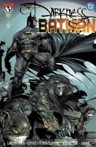 Darkness/Batman, Top Cow DC crossover, 2001 - great condition