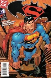 Superman/Batman comic book, 2003, great condition (issues 1-6)