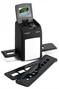 VEHO SMARTFIX SCAN TO SD STAND ALONE SLIDE & NEGATIVE SCANNER 35MM & 110MM