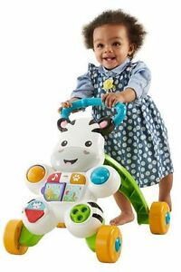Fisher-Price Learn with Me Zebra Walker Playset Cambridge Kitchener Area image 3