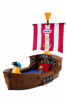 MGA Little Tikes Pirate Toddler Bed