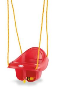 2 pack of Little Tikes High Back Swing