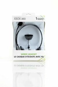 Icon XBox 360 Live Wired Headset Peterborough Peterborough Area image 1