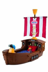 Little Tikes Pirate bed for toddlers!