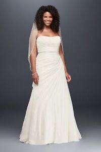 PLUS SIZE WEDDING DRESSES - TAILLE PLUS