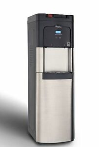 Whirlpool Stainless Steel Bottom Loading Hot/Cold Water Cooler Cambridge Kitchener Area image 1
